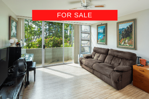 For Sale: 1133 Waimanu Street, #111