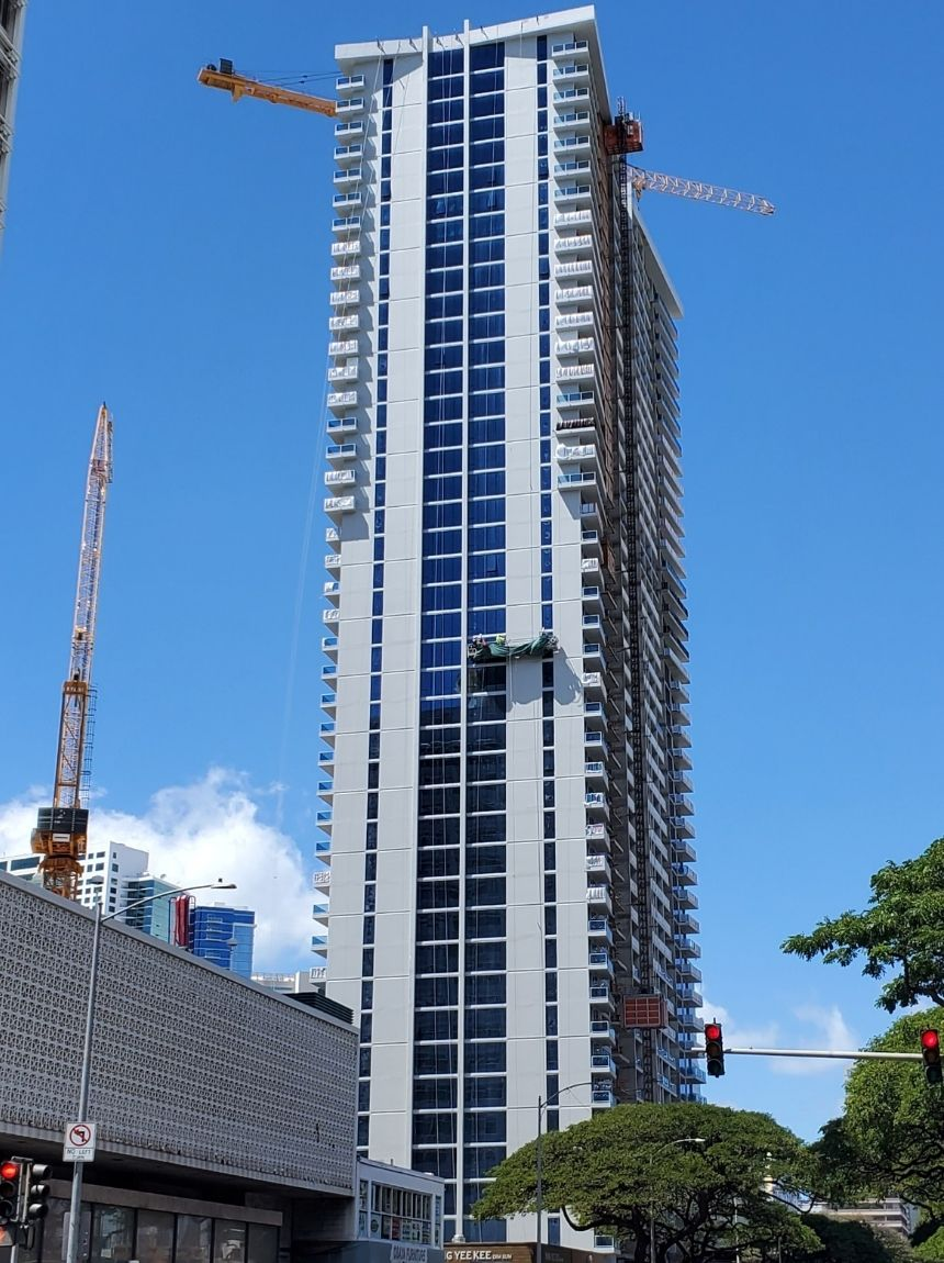 Central Ala Moana Construction Update March 2021