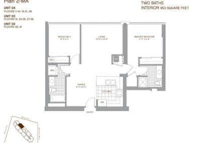 Keola Lai Floor Plan 2-A