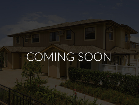 Coming Soon - Malina at Koa Ridge Affordable Townhomes