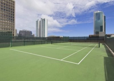 Moana Pacific Tennis Courts