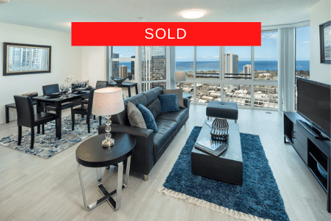 Sold: One Archer Lane #3803
