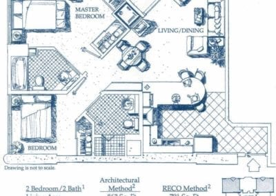 One Archer Lane Floor Plan Residence A