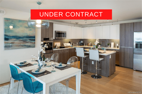 Under Contract: Symphony Honolulu #1607, Honolulu, Hawaii